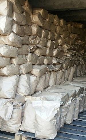Древесный уголь - уголь для гриля в бумажных мешках по 4 кг