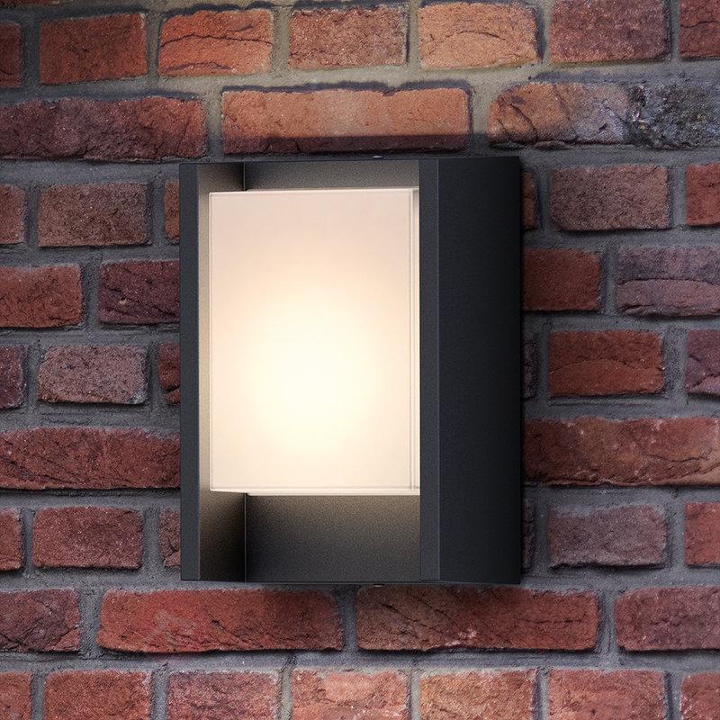 Applique d'extérieur LED anthracite Arbour - Appliques d'extérieur LED