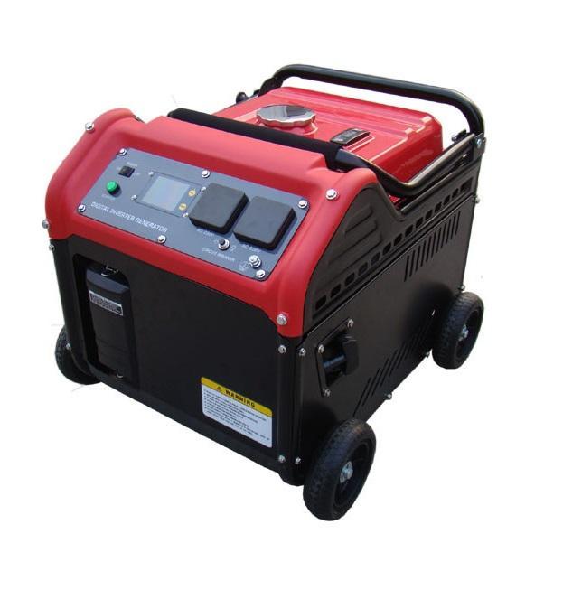 Stroomaggregaten - Benzine generatoren - JVC-serie