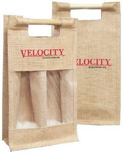Wholesale Wine Bags, Hessian Bag