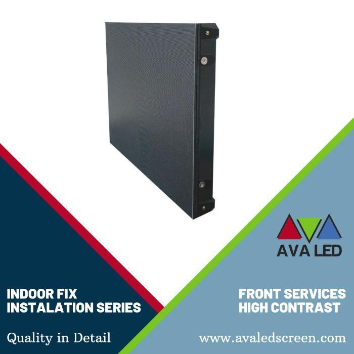 Leddisplay för konferenslokaler - AVA LED 8K - 4K - Giant LED-skärm i full HD för inomhus