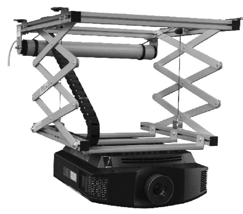 Lifts pour projecteurs - MVS 100-25