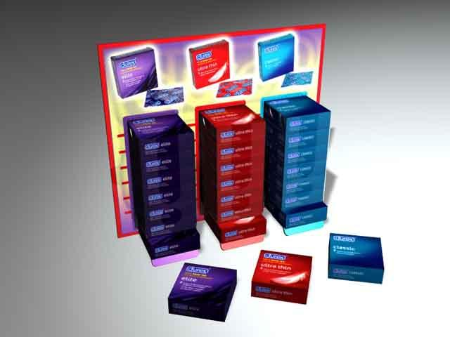 Wall Displays - Custom, High-Impact Plastic, Full Color Offset Print