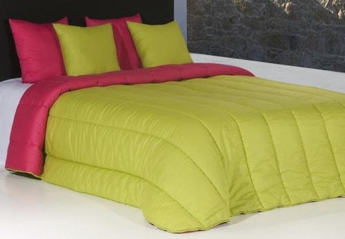 Eiderdown plain color - LISO BICOLOR