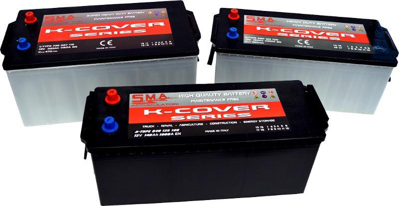 Batterie Avviamento – Veicoli Commerciali Pesanti - null