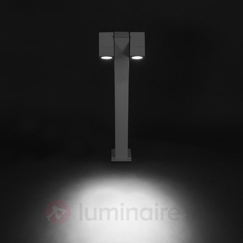 Luminaire pour socle moderne Icaro à 2 lampes - Toutes les bornes lumineuses