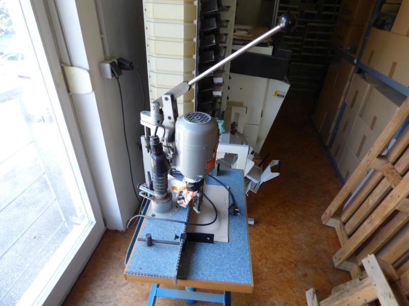 Foellmer 15 V - Used Machine