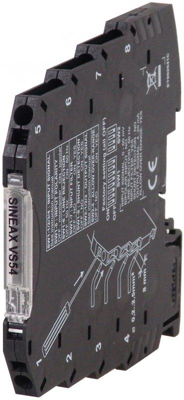 SINEAX VS54 - Signalkonverter zur Shunt-Messung