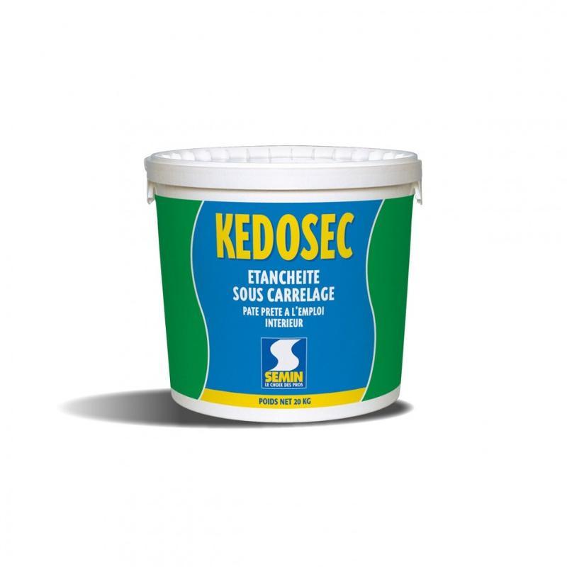KEDOSEC - Système de protection a l'eau sous carrelage