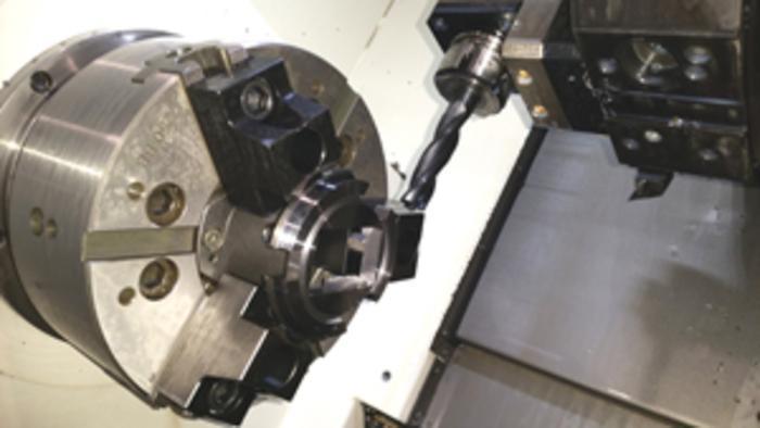 CNC-Zerspannung -