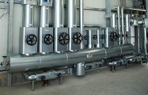 Distribuidor de vapor SD - Distribuidor de vapor SD
