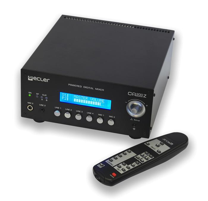 Mixer Amplificator de linie CA200Z Ecler -