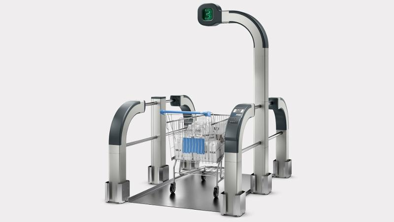 Supersmart Scan & Go Loss Prevention System - Checkout Systems