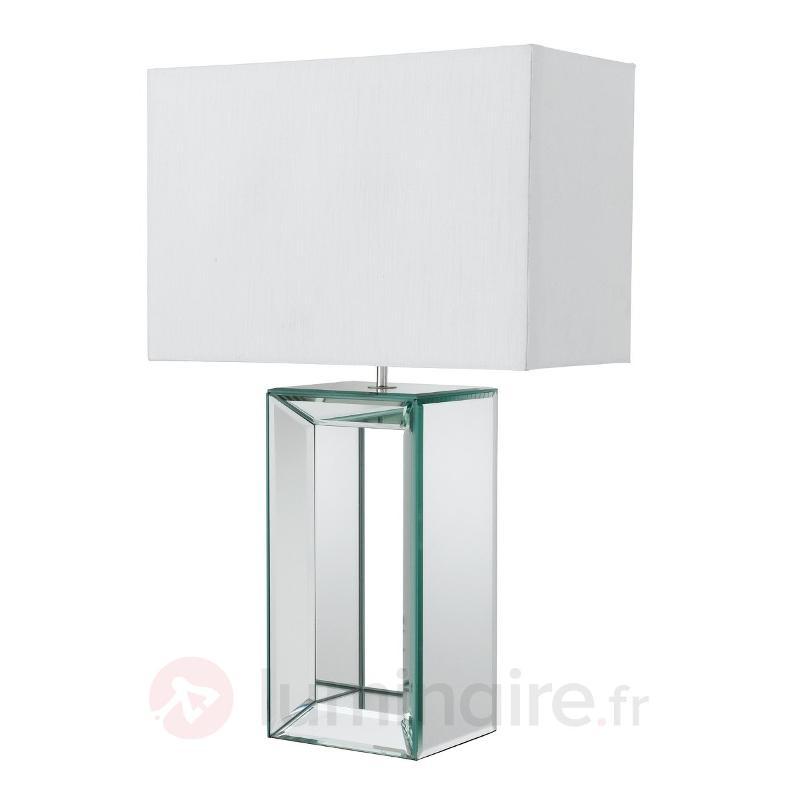 Lampe à poser Reflections 58 cm - Lampes à poser en tissu