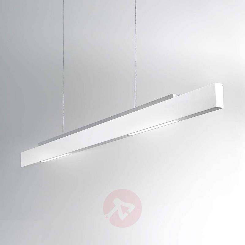 2-sided lighting LED hanging light Tratto - Pendant Lighting