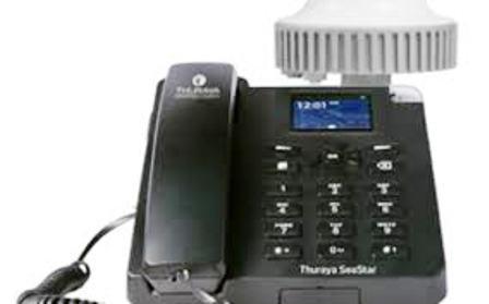 Thuraya SeaStar - Terminal Comunicação Satélite