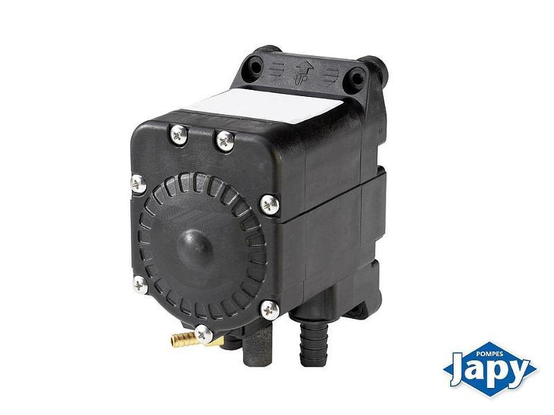 Pompe pneumatique à membrane - PP3/8V - null