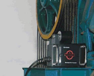 Probador de cable de alambre de elevador -