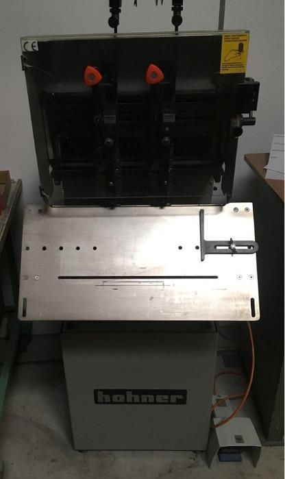 Hohner Exact - Used Machine