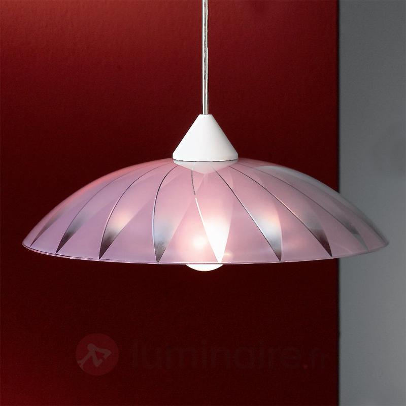 Suspension décorative Marelli, violet - Cuisine et salle à manger