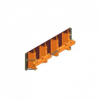 TTR 75cm - Coffrage de voile