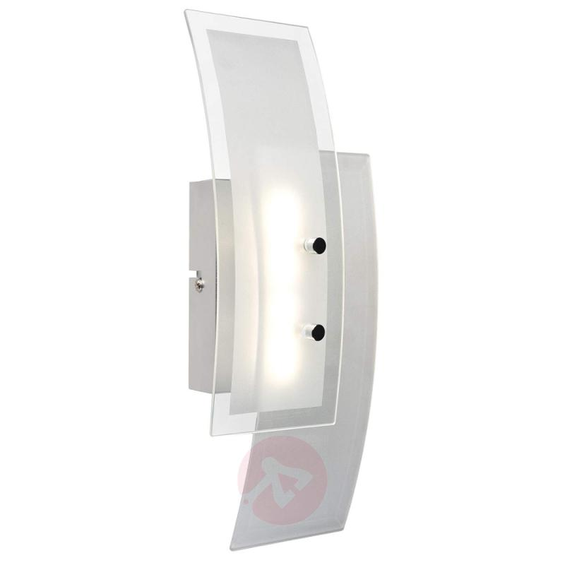 Modern LED wall and ceiling light Elina - indoor-lighting