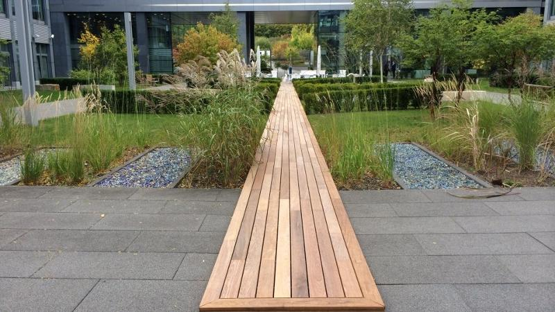 Terrasse en bois fixation invisible ambiance bois luxembourg - Fixation terrasse bois ...