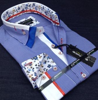 Model Spring men's shirts production - wholesale men's shirt