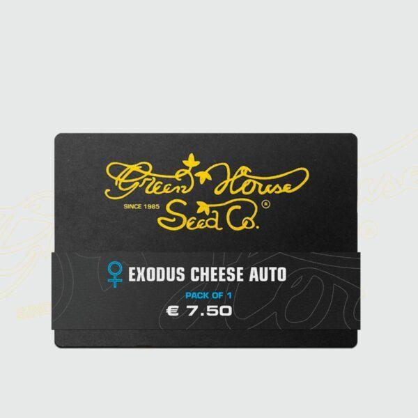Exodus Cheese Auto 1 Seme - null