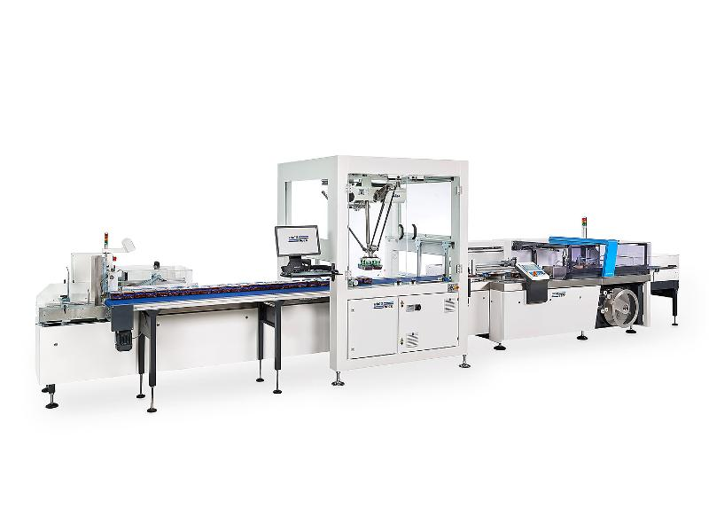 Robots and Handling Systems - Efficient and flexible automation solutions