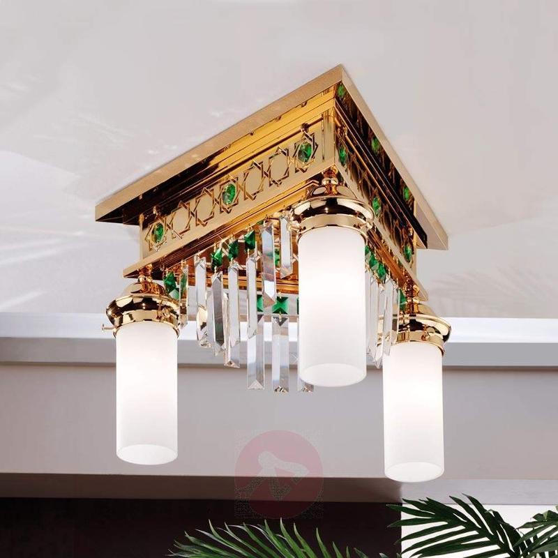 Kito Ceiling Light Triangular - Ceiling Lights