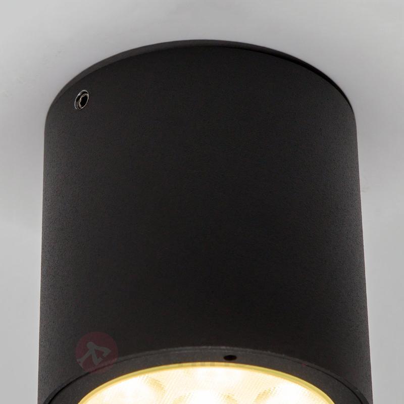 Spot de plafond LED Meret pour l'extérieur, IP54 - null