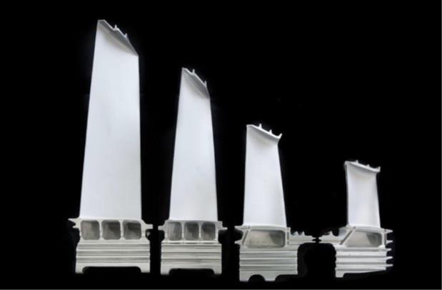 Turbine Blades and Vanes - Machining