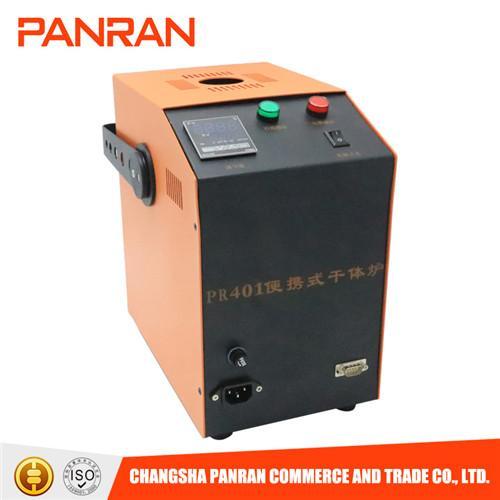 Dry block temperature calibrators - PR401   PR402