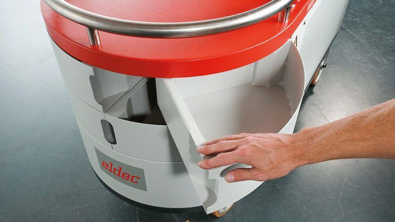 Générateurs MICO-M - MICO-M: Le chauffage par induction et le durcissement grâce au conteneur