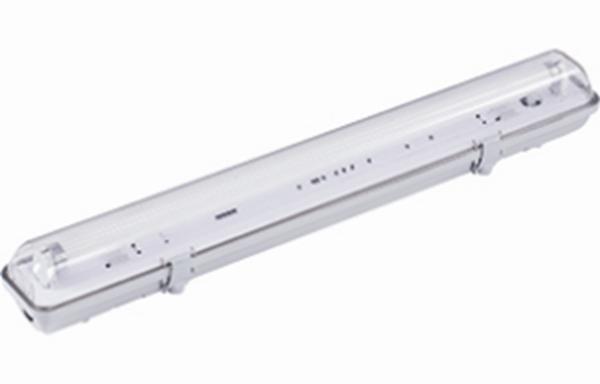 ARMATURE HERMETIQUE 60 CM IP65 + 1 X T8 LED - Intérieur standard