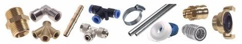 Hydraulik, Pneumatik und Industriebedarf