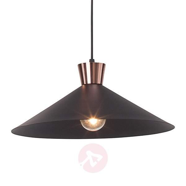 Mayfair one-bulb hanging light - Pendant Lighting