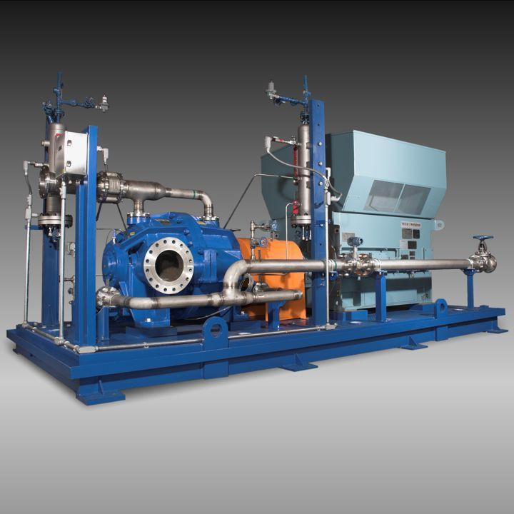 Engineered Systems - Flare Gas Recovery Systems