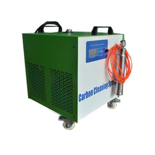Sistema de limpieza de carbón del motor hho - CCS800, servicio móvil ligero, van, servicio de limpieza de carbón del motor