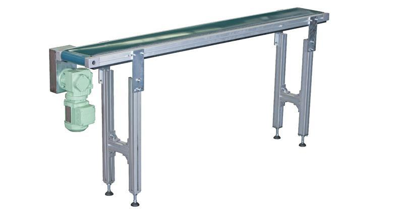 Feeding systems - belt accumulators