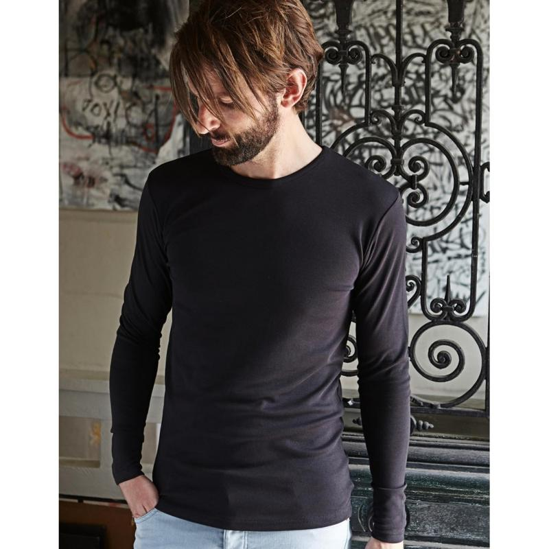 Tee-shirt homme Interlock - Manches longues