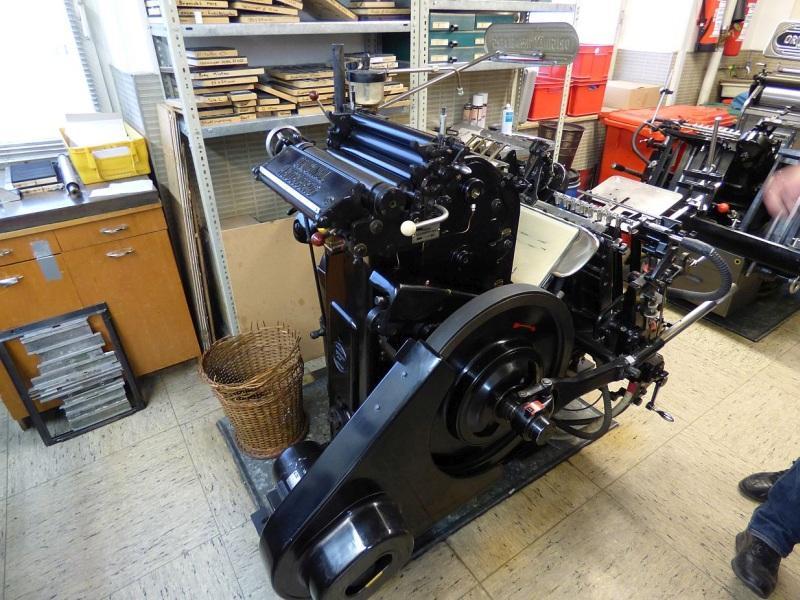 Heidelberg T - Used Machine