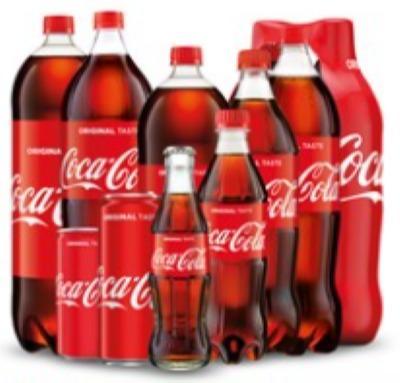 Coca Cola - Pronto per il ritiro