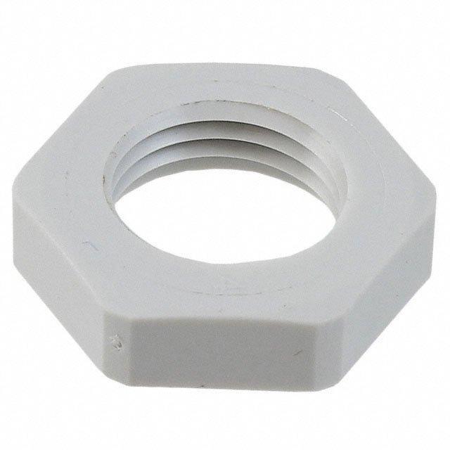 GM 7 COUNTER NUTS, PLASTIC - Bopla Enclosures 52080100