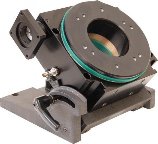 Swivel unit for rotary tables - Rotary tables and rotation axis