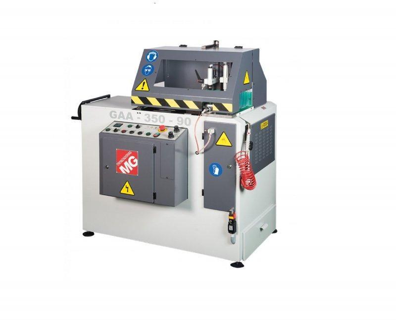 GAA-350-90° – Vollautomat - Vollautomatische Aluminiumkreissäge