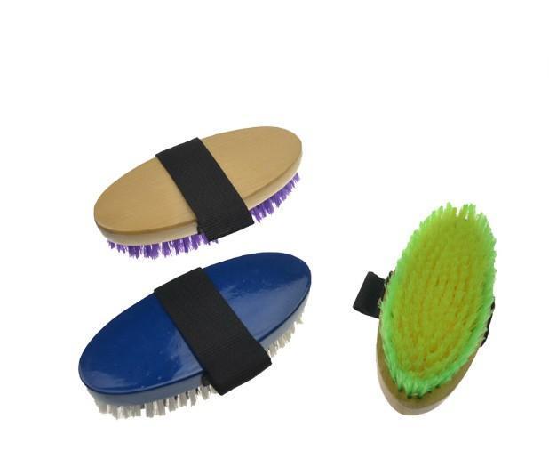 Soft Touch Pferd / Rind / Tierkörperpinsel - Pferd, Viehkörperpinsel / Hund, Katzenhaarbürste / Haustierpflegepinsel