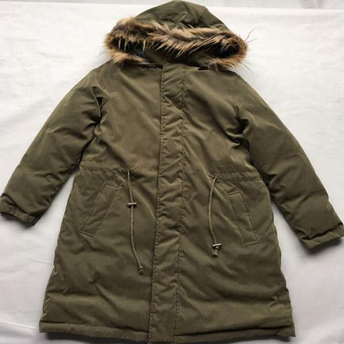 обратимые вниз пальто женщин -