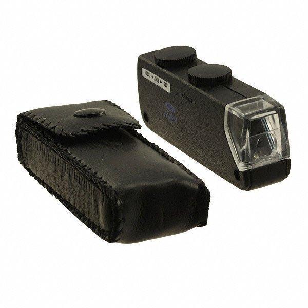POCKET SCOPE 60-100X W/ILLUM - Aven Tools 26800C-542